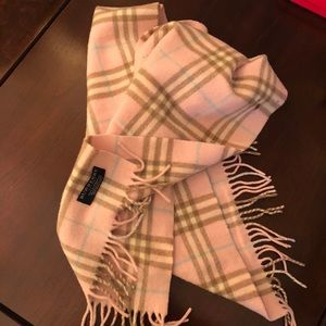 Authentic Burberry Scarf!